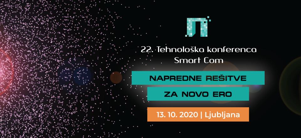 22. Tehnološka konferenca Smart Com